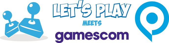 Logo Lets Play meets Gamescom