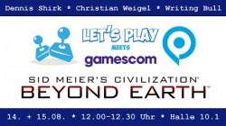 Beyond Earth Gamescom 2014