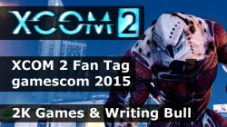 Teaser gamescom XCOM Fan Tag 640x360