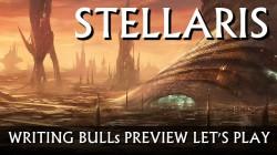 Stellaris – Writing Bull